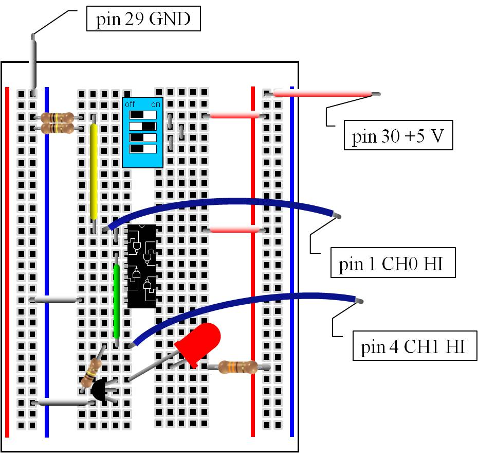 breadboard circuits diagrams blueraritan info rh blueraritan info half adder circuit diagram breadboard circuit diagram using breadboard